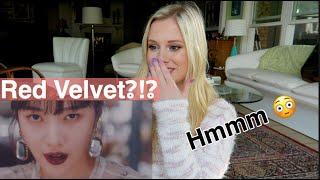 Gambar cover FIRST TIME REACT: Red Velvet 레드벨벳 'Psycho' MV