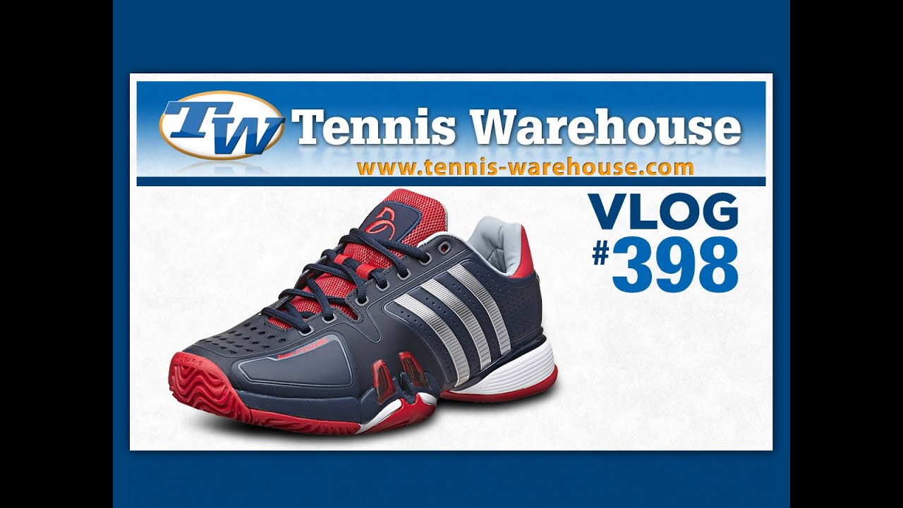 TW VLOG #398 - Best Tennis Shoes for Support and Stability - YouTube