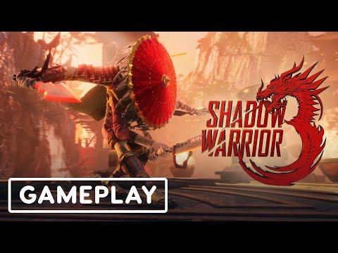 17 Minutes of Shadow Warrior 3 Gameplay
