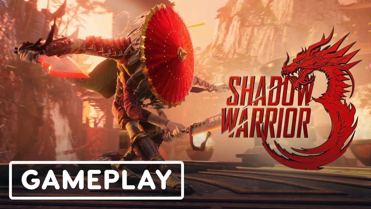 Download 17 Minutes of Shadow Warrior 3 Gameplay