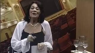 JANE ARAGÃO CONVIDA #406 COM   ROSANGELA ROSSI