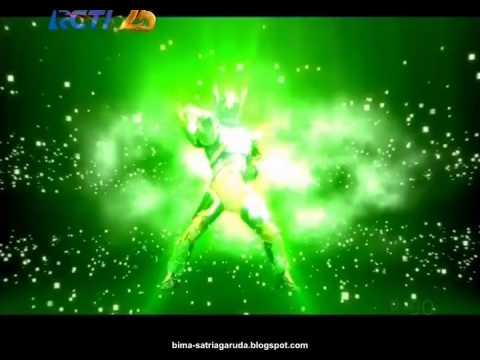 Bima X Earth Mode HENSHIN
