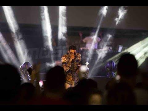 L'Algérino met le feu sur la scène du Festival International De Carthage