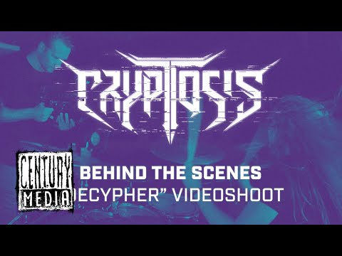 CRYPTOSIS - Decypher (Behind The Scenes)