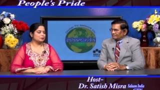 PP 2016 02 06 Peoples Pride  Dr Surabhi Garg CEO of American Consulting Language &  Culture