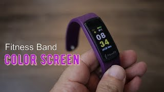 MEVOFIT Bold HR fitness band with color display, is it worth the price?