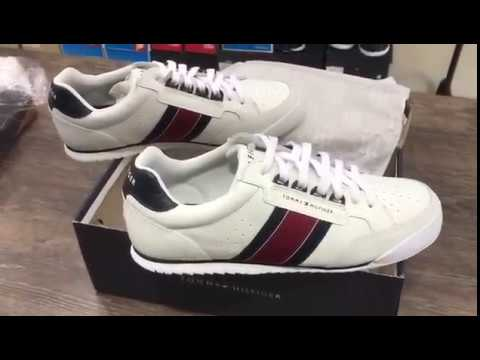 d3f22105aa SAPATÊNIS TOMMY HILFIGER MATCH POINT - SP STORE - YouTube