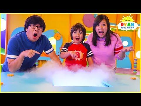 Ryan&39;s Mystery Playdate Premiers on Nickelodeon Sneak Peek