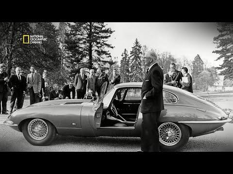 Découverte de la Jaguar Type E en piteux état