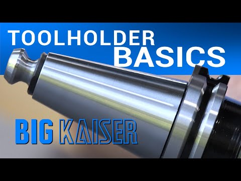 CNC Toolholder Interview with Jack Burley, President & COO of BIG KAISER