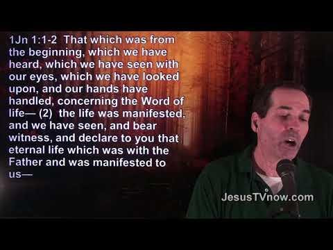 62 1 John 1  - Ken Zenk - Bible Studies