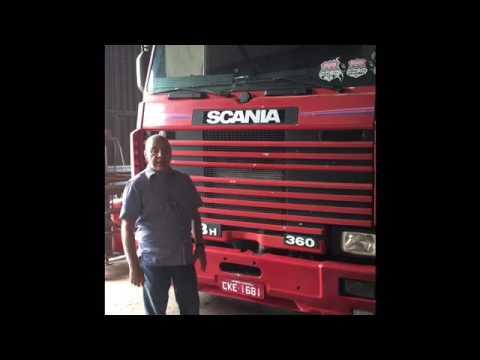 Teste Supertech (G�nio do Tanque) Maringa/PR. Scania 113h