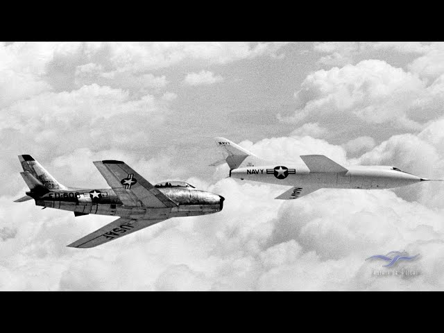 Scott Crossfield - Mach 2 & Beyond - B-29 Fertile Myrtle - Part 1