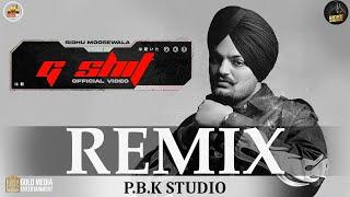G Shit Remix | Sidhu Moose Wala | Blockboi Twitch | The Kidd | Moosetape | Ft. P.B.K Studio