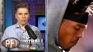 Cam Newton may have played his last game with the Carolina Panthers | Pro Football Talk | NBC Sports