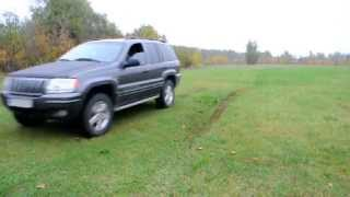 jeep grand cherokee wj wg 4 7 h o v8 clear exhaust sound