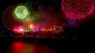 Busan International Fireworks Festival 2017 [in 4K/1080HD Quality]