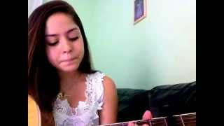 Os anjos cantam nosso amor- Jorge e Mateus (Cover) Emely Rodrigues