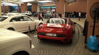 Mall of the Emirates - luxury cars - Dubai - 07.08.10