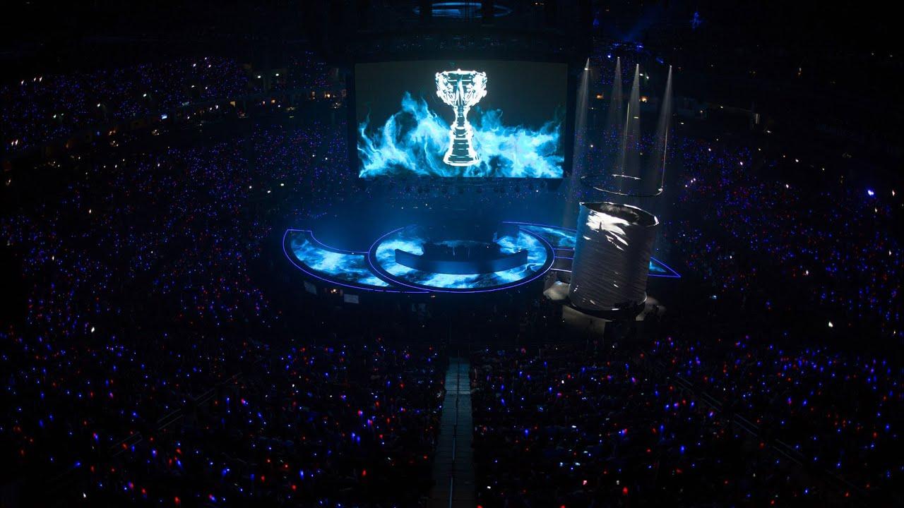 Mundial League Of Legends  Cerimonia De Abertura