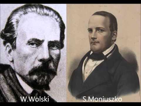 Монюшко, Станислав - Опера