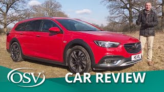 Vauxhall Insignia Country Tourer 2018 In-Depth Review | OSV Car Reviews