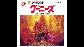 グーニーズ(DISK版) プレイ動画 / Goonies (FDS) Playthrough