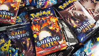 Shining Fates Pokemon Cards Booster Pack Opening