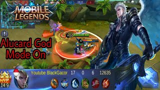 alucard build item ketika dewa main di rank master mobile legends