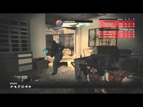 3v3 MLG SnD against 3rd MLG Rank [Pathetic]