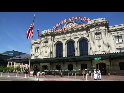 Make Denver's Union Station your first and last stop