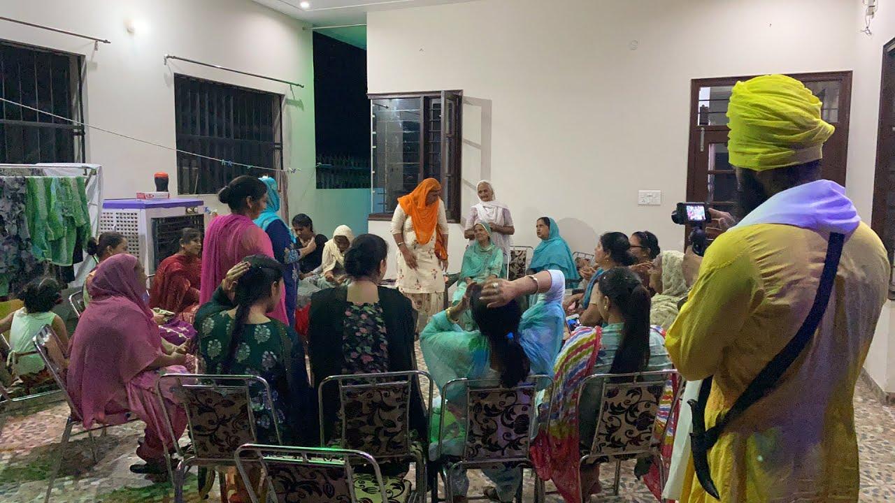 GIDHA PARTY AT MY HOME | Main Ajj  Bhut Khush Haan | ਸਾਡੇ ਵਿਹੜੇ ਖ਼ੁਸ਼ੀਆਂ ਨੇ ਪਾਇਆ ਫੇਰਾ । ਰੂਹ ਖੁਸ਼
