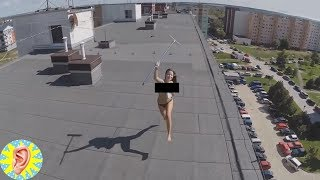 Drone Kameralarına Yakalanan En İLGİNÇ 5 AN