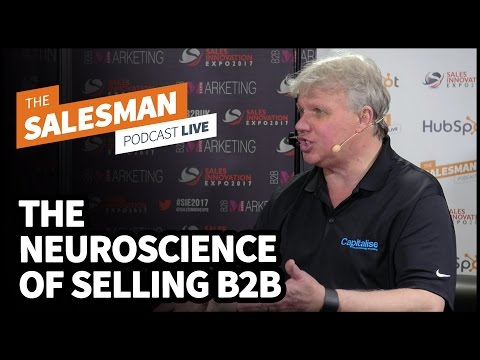The Neuroscience Of Sales With Mark Erskine