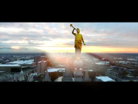 Angel Moroni View