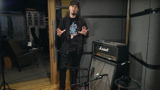 Ace's masterclasses: how to mic a guitar amp