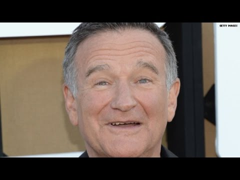 Actor Robin Williams dead from apparent suicide