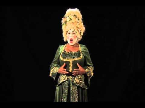 Countess Gratitude Sings Giordani -
