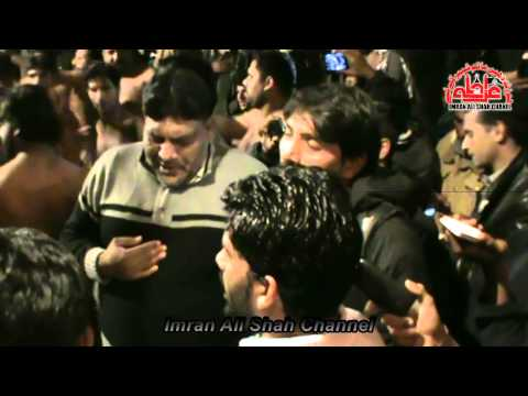 Ravi Road (Lahore Party) New Noha 2015.... Kala Hussain (A.S) Reh Gaya Karbal De Khak Tey