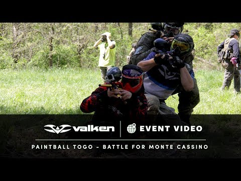 Paintball ToGo Battle For Monte Cassino Event