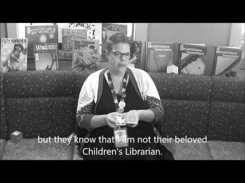 Scènes d'une Biblioteque en Ete