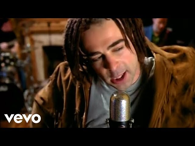 Counting Crows - Mr. Jones (Official Music Video)