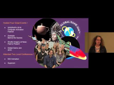 Chapters Fast Forward - Fort Lauderdale ACM SIGGRAPH (SIGGRAPH 2016)