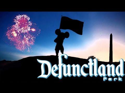 Defunctland: The War for Disney's America