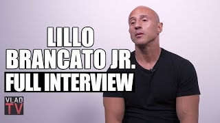 Lillo Brancato Jr on 'Bronx Tale', Drug Addiction, Cop Getting Killed, Prison (Full Interview)