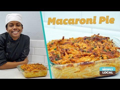 Macaroni Pie | Simply Local