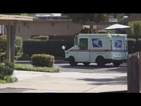 Coronavirus: U.S. Postal Service Workers Say More Can Be Done To Keep Them Safe