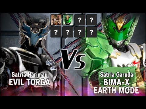Satria Heroes Game Indonesia Bagian.02