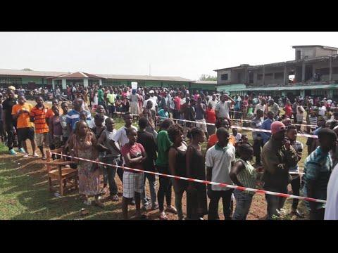 Liberia : mobilisation massive pour la présidentielle