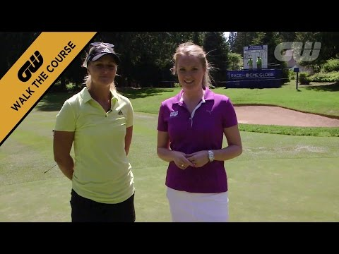Walk The Course: Anna Nordqvist